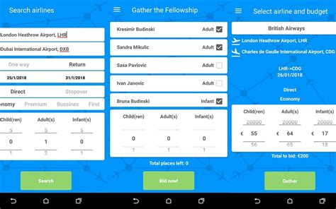 bid on airline tickets new app lets you bid on unsold airline seats at the last