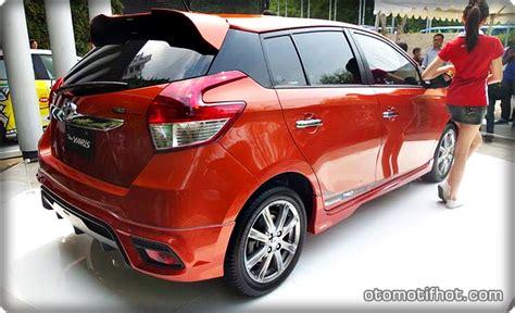 Spion Yaris Trd Terbaru spesifikasi dan harga mobil toyota yaris terbaru februari 2016