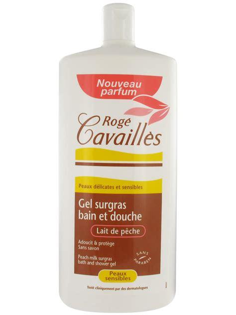 gel roge cavailles rog 233 cavaill 232 s gel surgras bain parfum 233 750ml