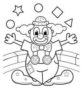 clown coloring pages clown coloring page coloring home