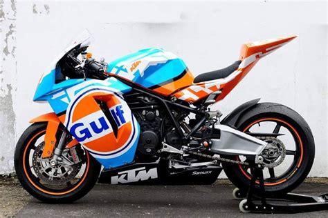 gulf racing motorcycle 2015 ktm 1190 rc8 r gulf racing racing motorcycle