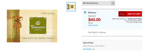 Gap E Gift Card - expired staples com save 20 on gap and panera e gift cards doctor of credit
