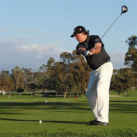 phil mickelson swing speed swing sequence phil mickelson 2010 golf com