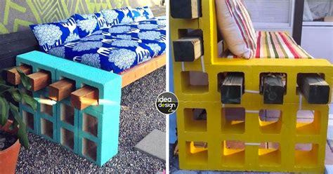 panchina cemento panchina fai da te creare semplicemente la tua panchina