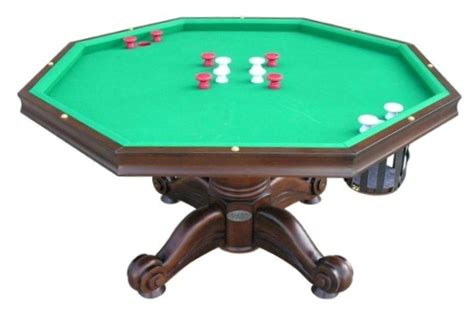3 In 1 Bumper Pool Table by Berner Billiards 3 In 1 Table Octagon 54 Quot With Bumper