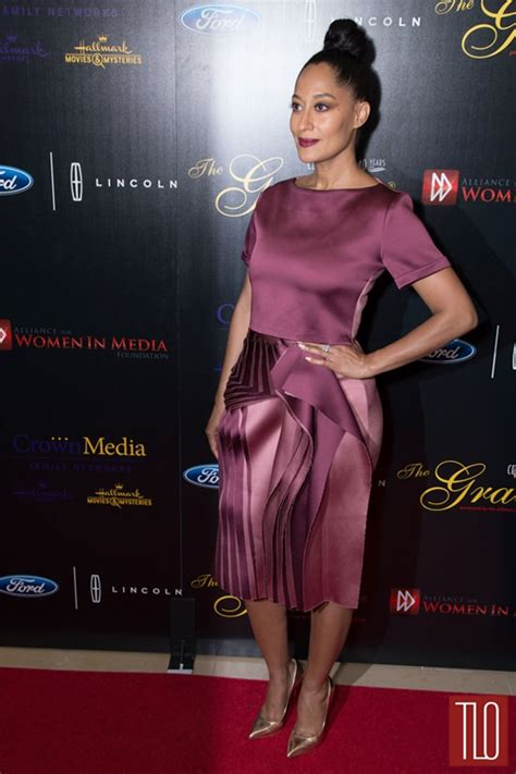 tracee ellis ross red carpet tracee ellis ross in audra at the 2015 gracies awards gala