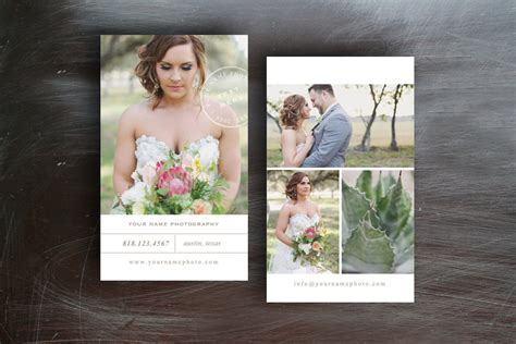 wedding photography business cards templates wedding photography business card business card