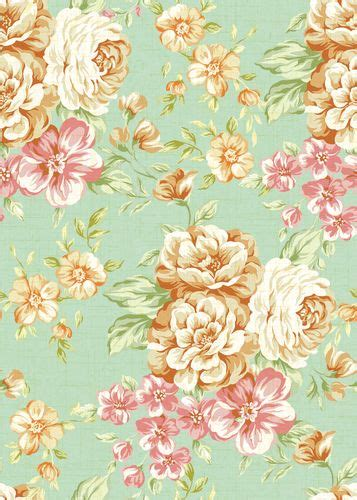 5ft x 7ft shabby chic floral wallpaper backdrop for photos