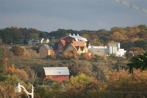 panoramio photo of new home of new glarus brewing company