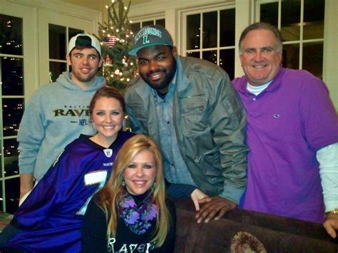Blind Side Real Family meet collins tuohy the real from the blind