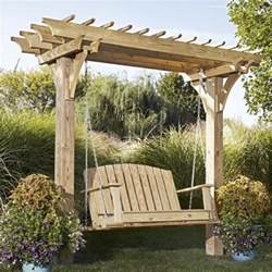 Arbor Swing Plans by 30 90043pdf Swing And Arched Arbor Pdf Woodworking