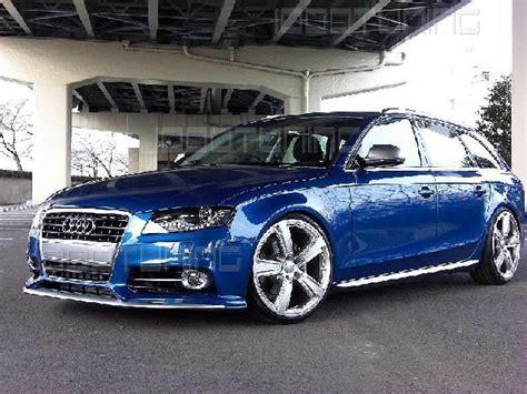 Audi A4 Avant 8k Tuning by Audi A4 8k B8 Frontspoiler Spoilerlippe Spoiler Tuning S