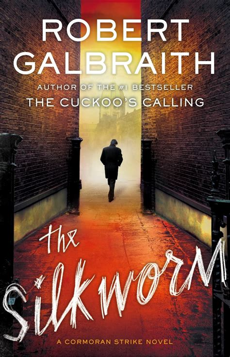 excerpt read two chapters of the silkworm by robert galbraith j k rowling kernel s