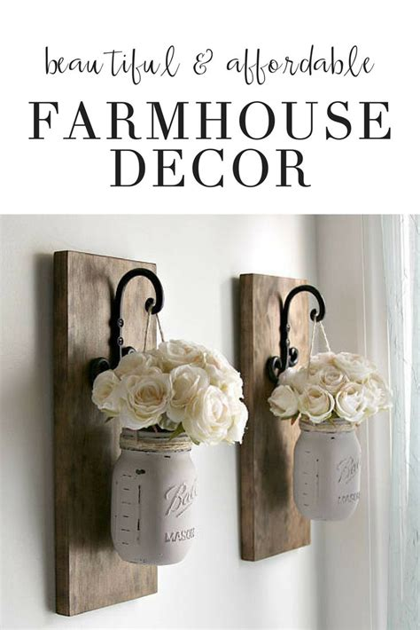 Affordable Diy Home Decor Diy Home Decor Inspiration These Affordable Diy Farmhouse Ideas Are For Decoration On