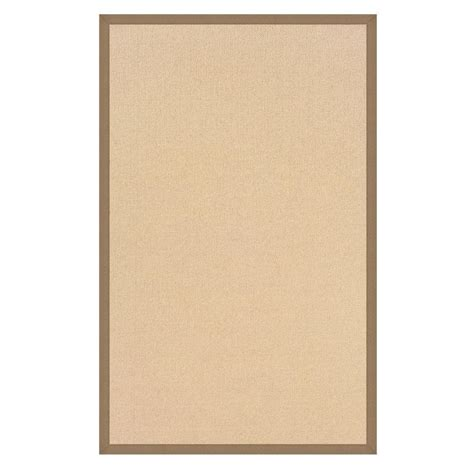 beige home decor linon home decor athena natural and beige 9 ft 10 in x