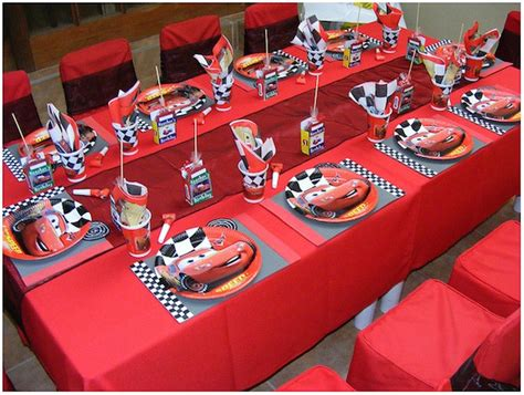 Disney Cars Decor by Disney Cars Birthday