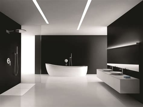 Black And White Bathroom Designs by The Best Of Modern Black And White Master Bathroom