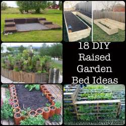 raised bed ideas 18 diy raised garden bed ideas