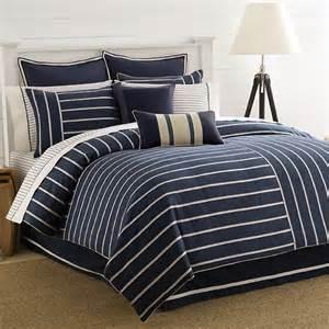 nautical bedroom navy nautica ocean ridge bedding by nautica bedding comforters