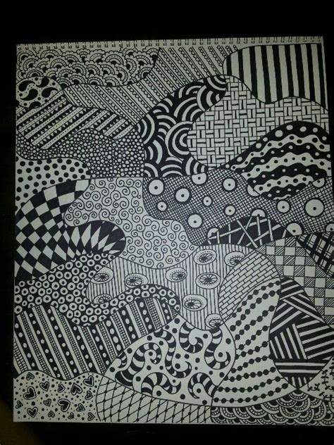 doodle pattern pdf 1000 ideas about tangle doodle on pinterest doodle