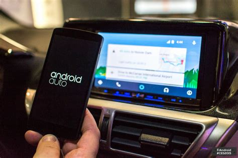 Android Auto Unit by Desktop Unit Software Released For Android Auto