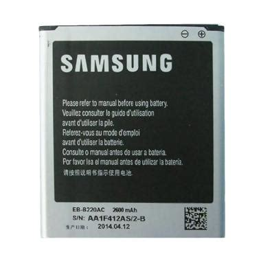 Baterai Samsung Galaxy Grand 2 Original Sien jual samsung original battery for samsung galaxy grand 2 harga kualitas terjamin