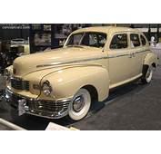 1947 Nash Ambassador  Conceptcarzcom