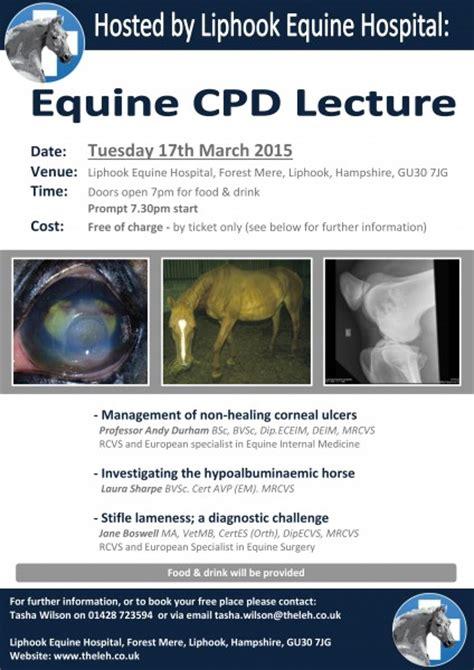 tom hughes liphook laboratory liphook equine hospital