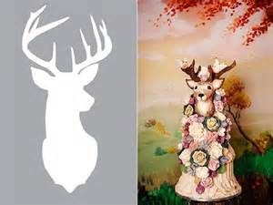 stag s head amp reindeer cakes cake geek magazine
