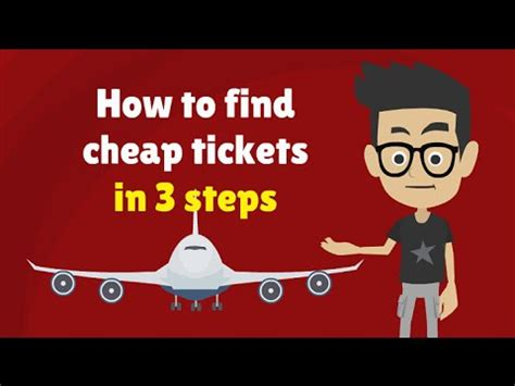 find  cheapest flights   steps cheap