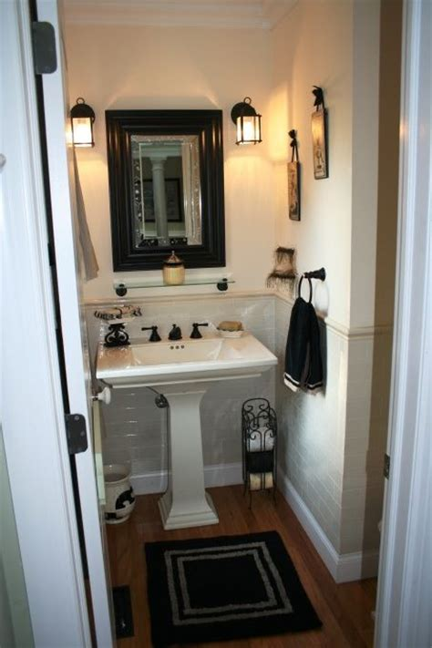 small powder room small powder room home pinterest