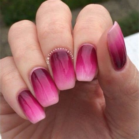 easy nail art ombre best 10 pink ombre nails ideas on pinterest blush nails