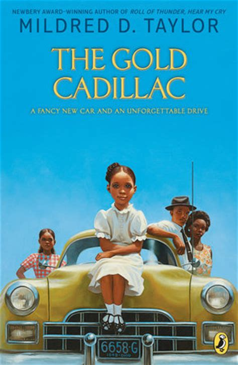 themes in the gold cadillac the gold cadillac by mildred d taylor