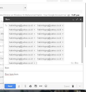 email forwarding adalah mail bomb dan penerapannya catatan setyobudi