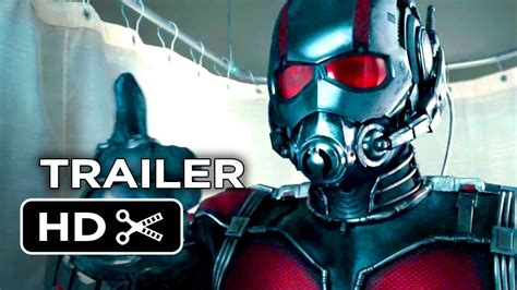marvel trailer ant official teaser trailer 1 2015 paul rudd