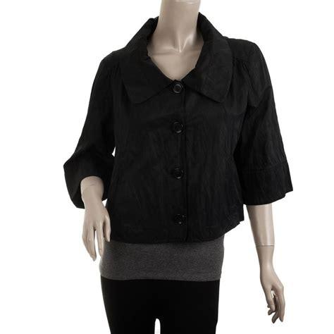 black swing jacket gianfranco ferre black swing jacket leonardo ferri