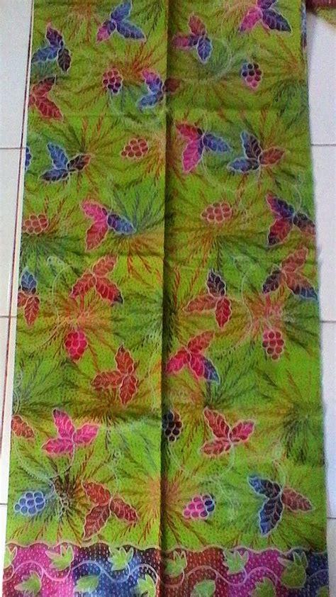 batik panca warna fashionable baju pesa an