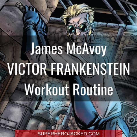 james mcavoy wanted workout james mcavoy workout routine and diet plan train like