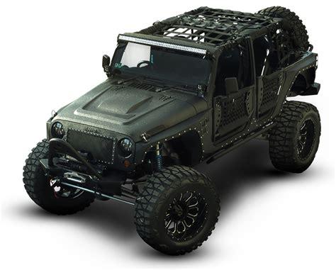custom jeep starwood custom jeep wranglers the awesomer