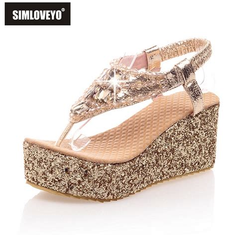 sandals for sale simloveyo big size 31 43 shoes high heels platform