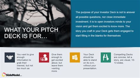 Investors Pitch Powerpoint Template Slidemodel Investor Pitch Template