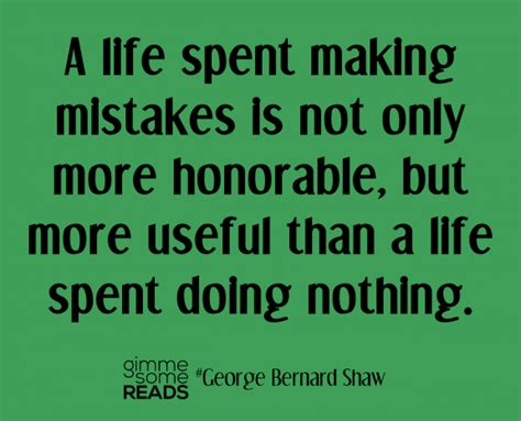 Quotes from George Bernard Shaw & Virginia Woolf