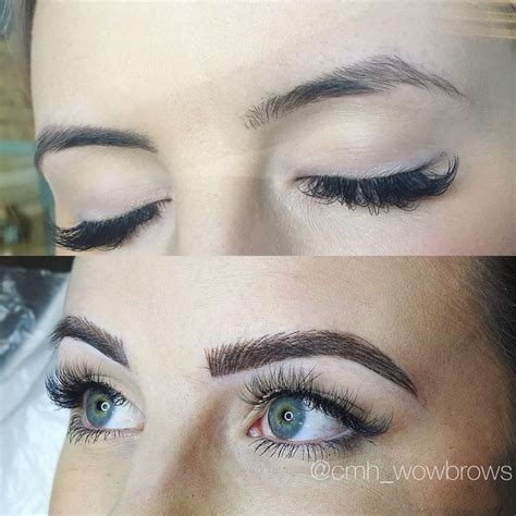feather tattoo eyebrow penrith hair stroke feather touch tattooed eyebrows cosmetic