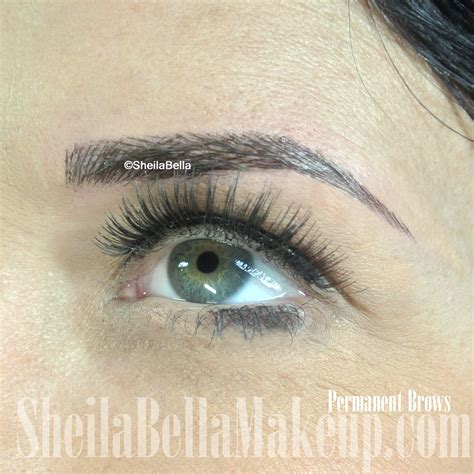 eyeliner tattoo olympia wa the micro hair stroke procedure sheila bella permanent
