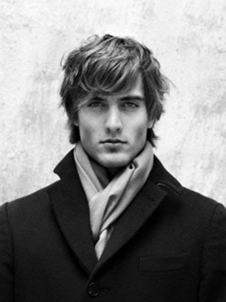 2014 Mens Hairstyles Bangs Professional Work | short wavy hairstyles for men mens hairstyles 2018
