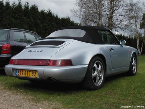 1990 porsche 911 carrera 2 1990 porsche 911 carrera rs 964 related infomation