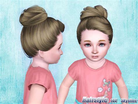 skysims hair toddler 209 i the sims 3 pinterest sims skysims hair toddler 144