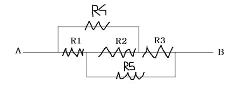 resistors in circuits problems homework and exercises finding equivalent resistance in complex circuit physics stack exchange