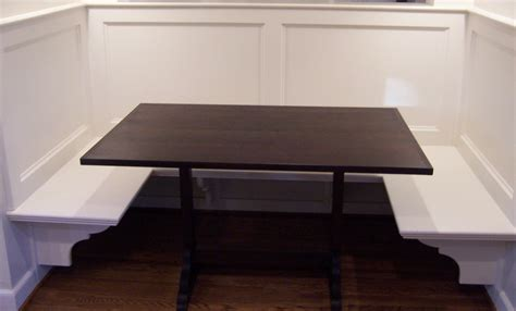 Table With Banquette Seating by Fresh Dining Table Banquette Seating 19863