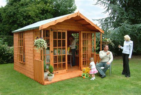 Summer Garden Sheds by Bedfordshire Garden Buildings Sheds Summerhouses Log